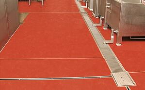 flooring solution of the Food & Beverage industry