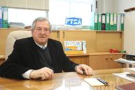 Mr. Amador Tolosa, founder of PTSA